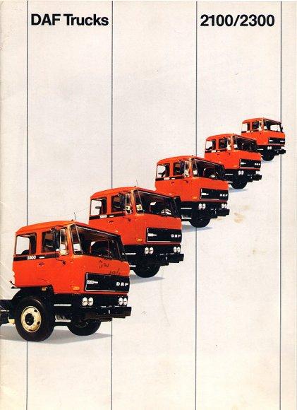 Daf trucks 2100 2300 nago for 2100 2300